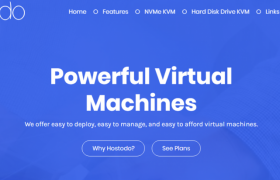 【促销】hostodo高性能VPS,送DirectAdmin面板,低至$14.99/年